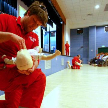 Manovre Salvavita Pediatriche – Lezione Informativa